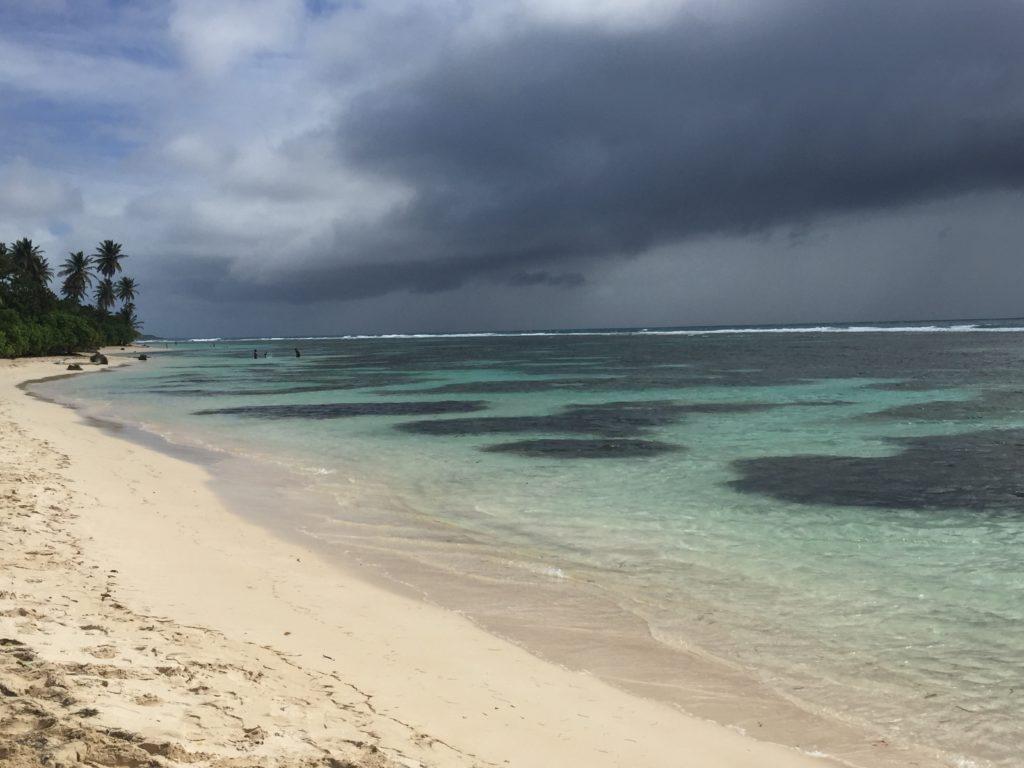 Mar dei Caraibi, Oceano Atlantico