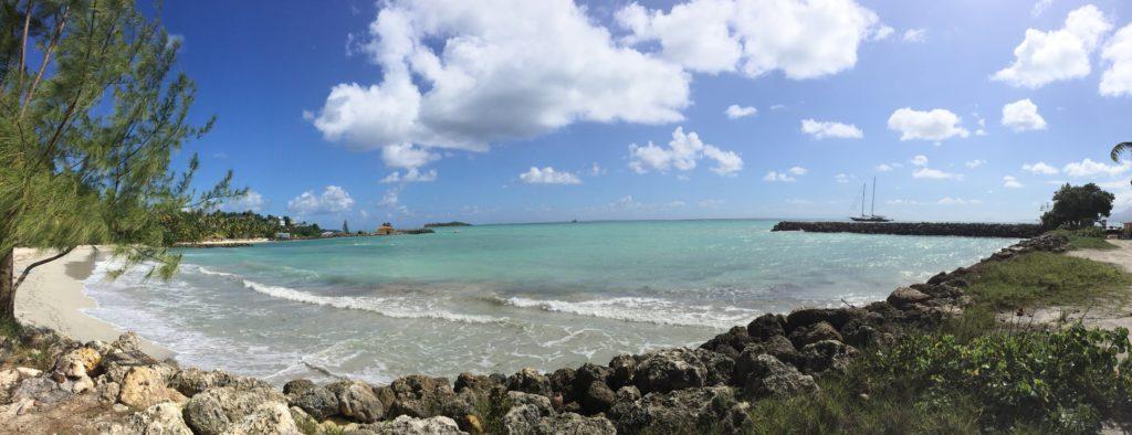 Guadalupe, Caraibi