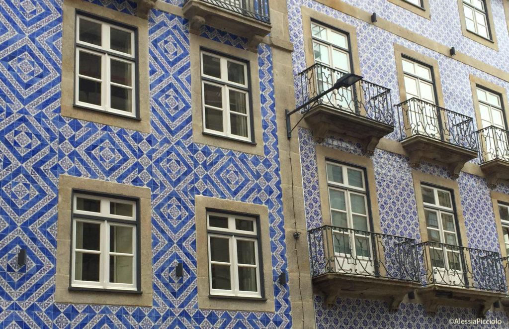 Azulejos di Porto