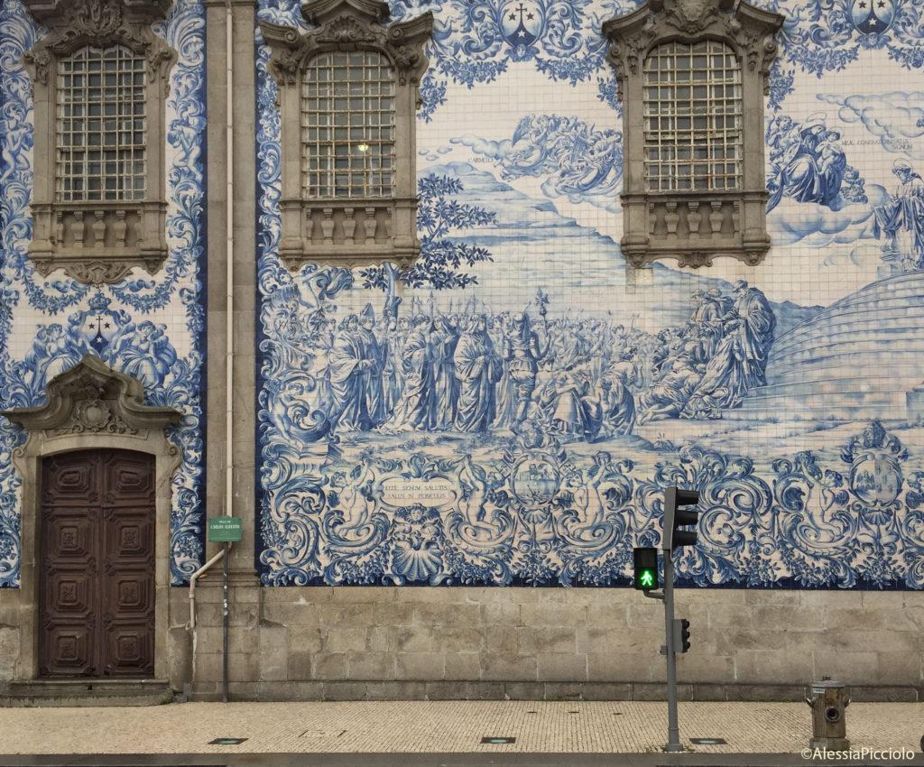 Igreja do Carmo a Porto