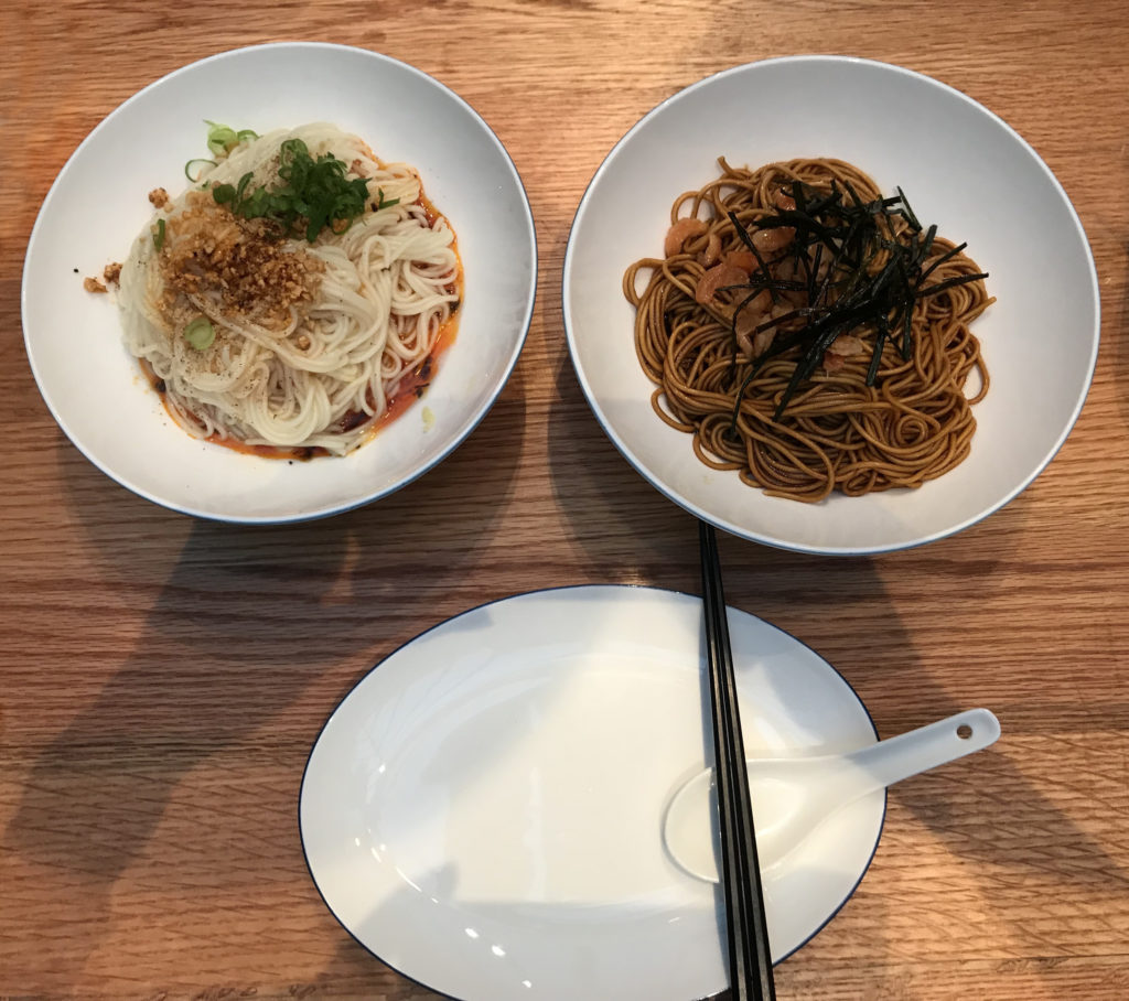 dove mangiare a new york - Hao Noodles and tea