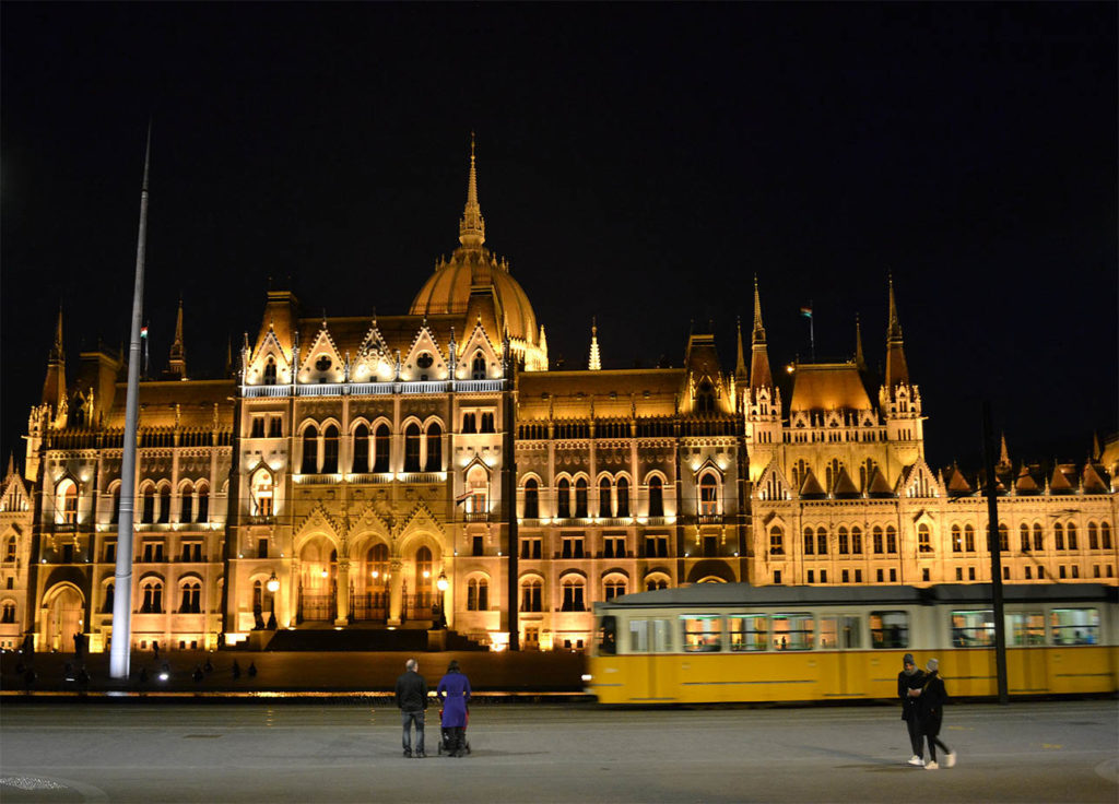 Cosa vedere a Budapest in un weekend -Parlamento
