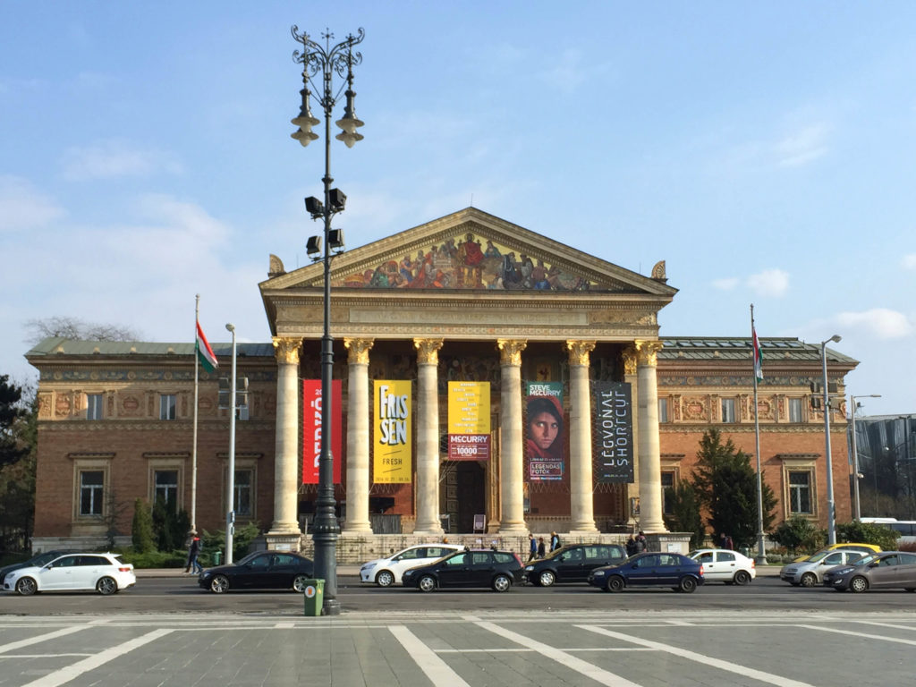 Cosa vedere a Budapest in un weekend - musei