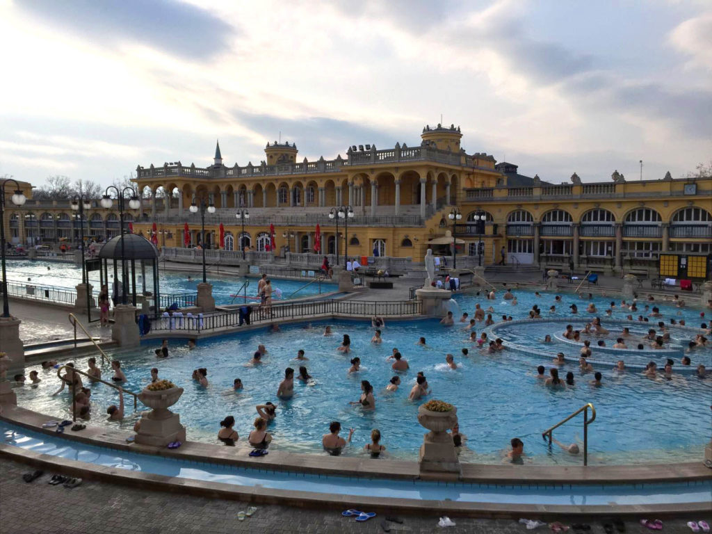 Cosa vedere a Budapest in un weekend - Terme