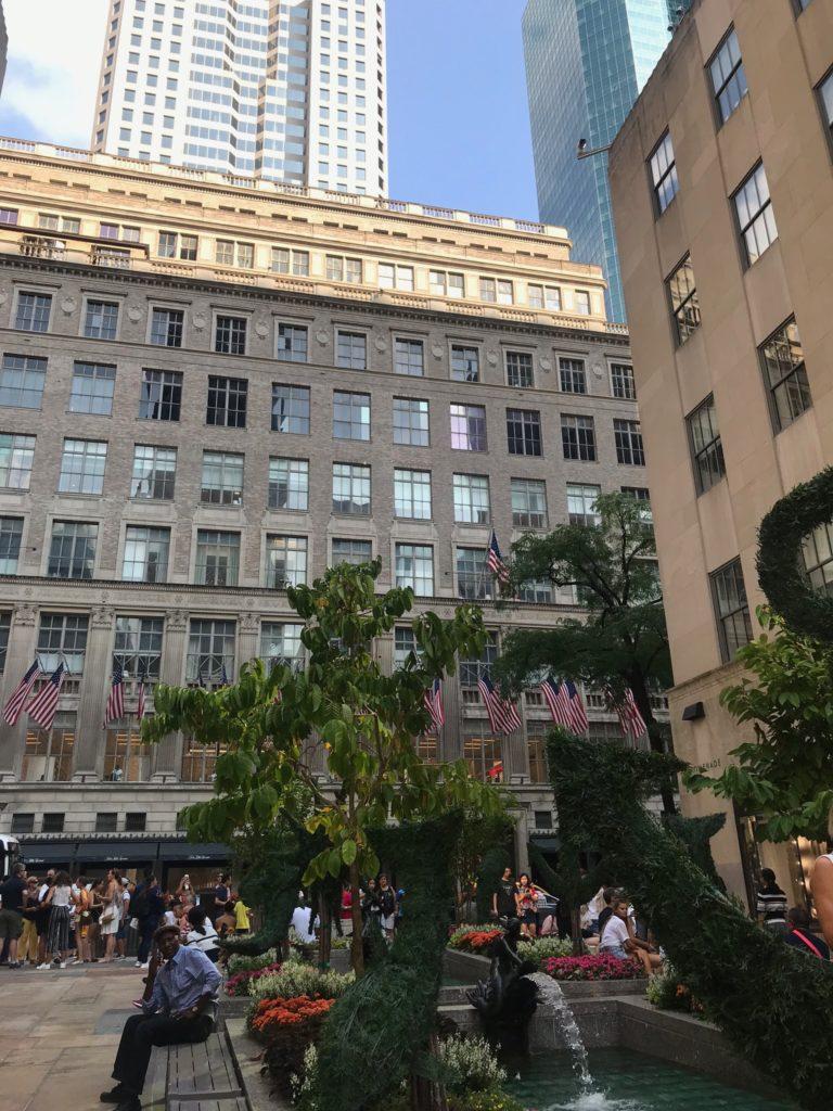 New York Midtown - Rockfeller center