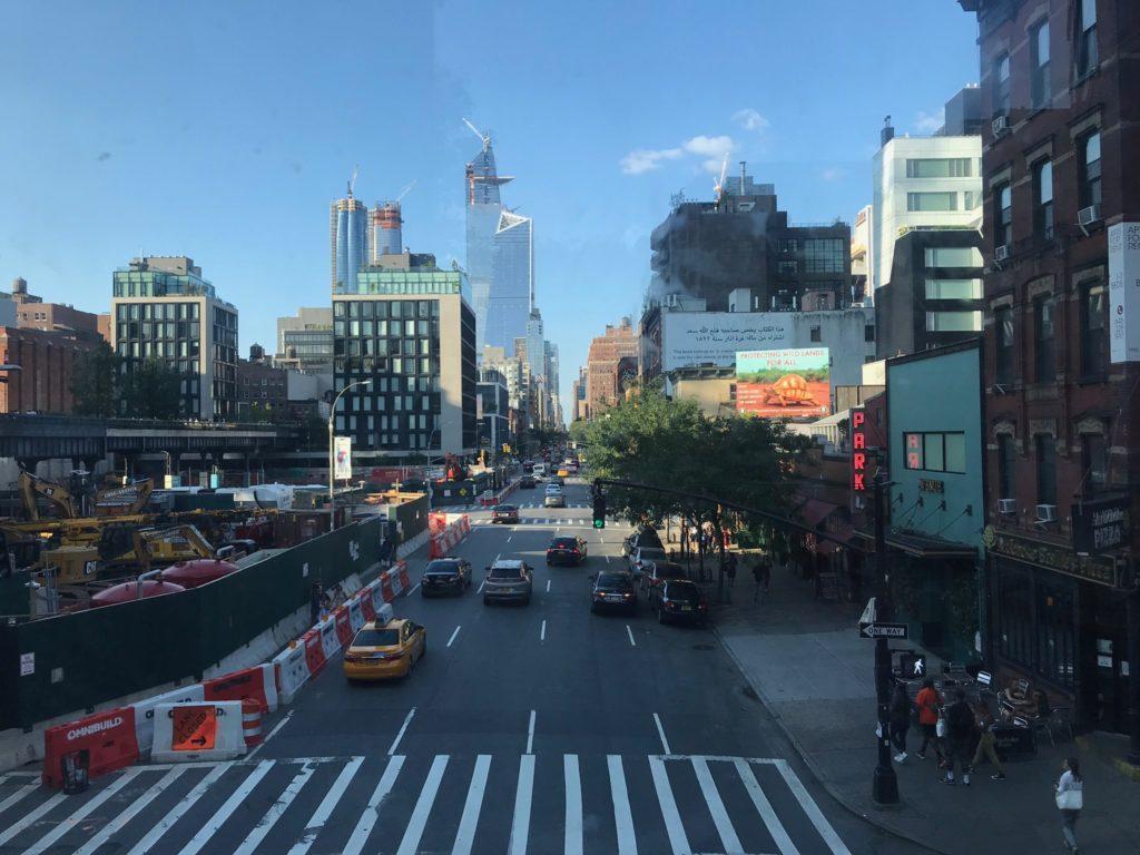 New York Midtown - High Line