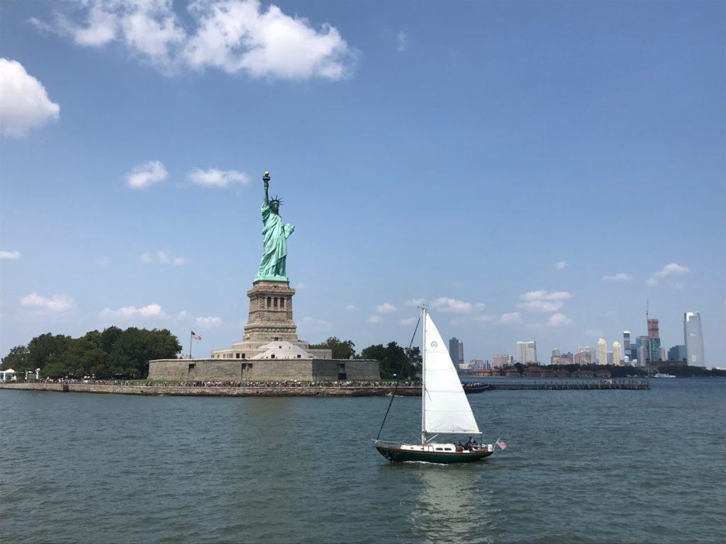 New York Downtown - Statua della Libertà