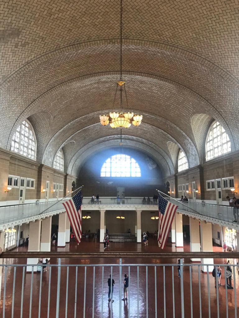 New York Downtown - Ellis Island