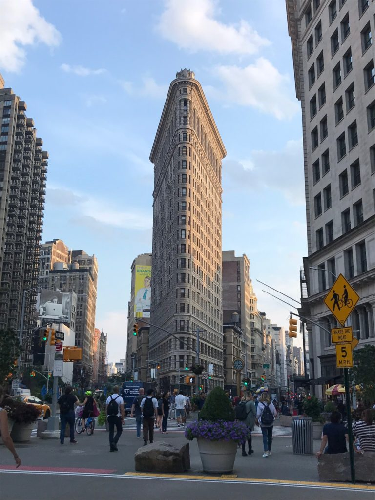 New York Midtown - flatiron building