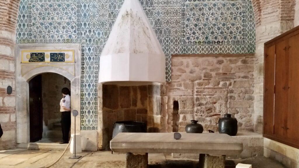 Cucine del Palazzo Topkapi