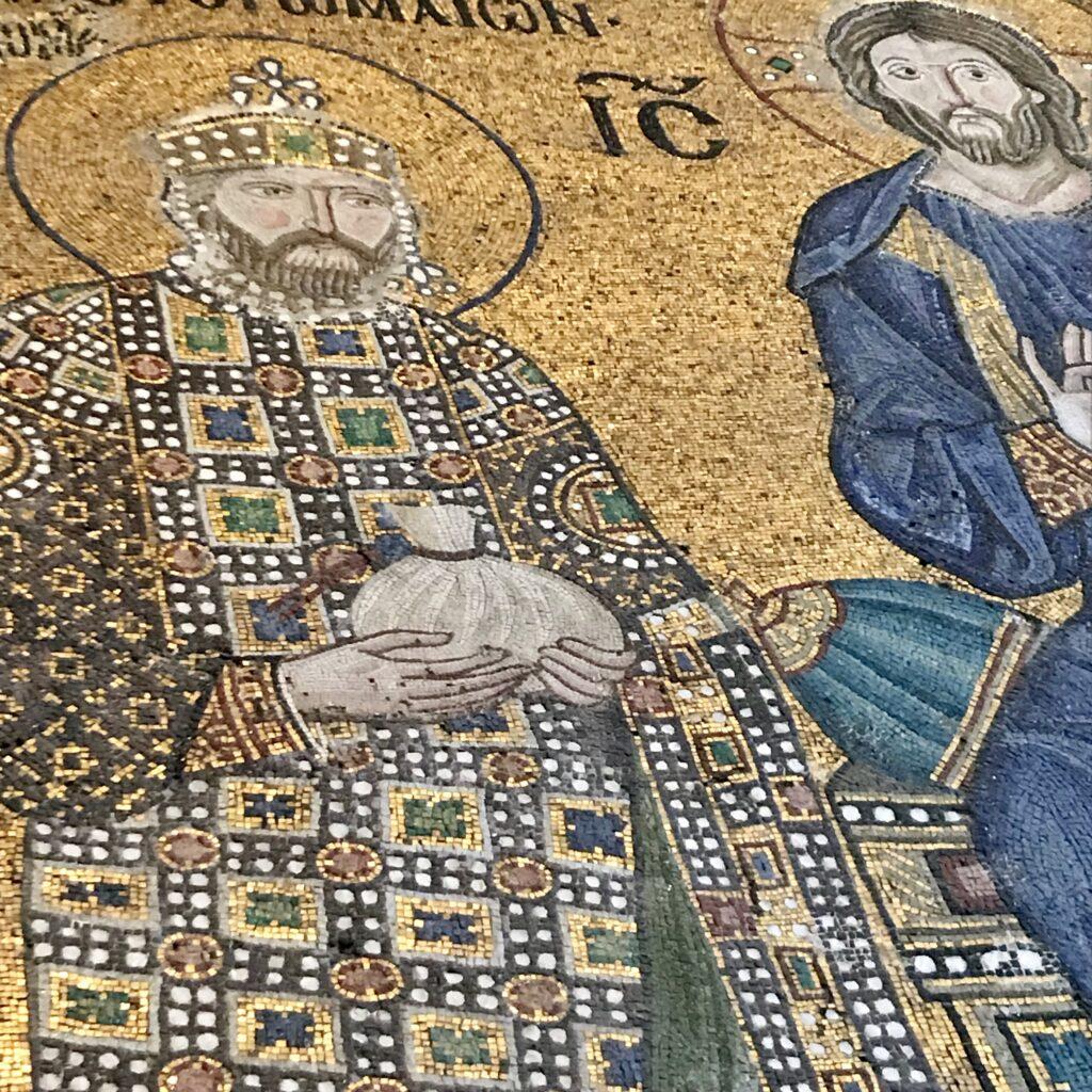 Mosaici Santa Sofia