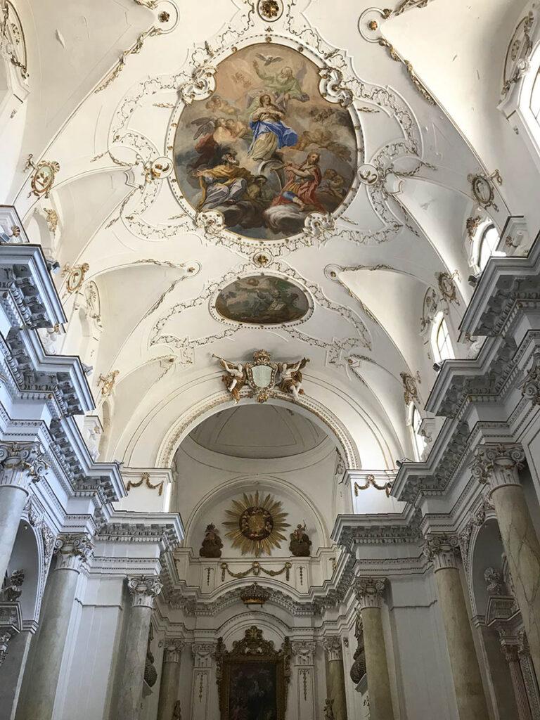 Chiesa di S.Maria della Concezione isola di Ortigia