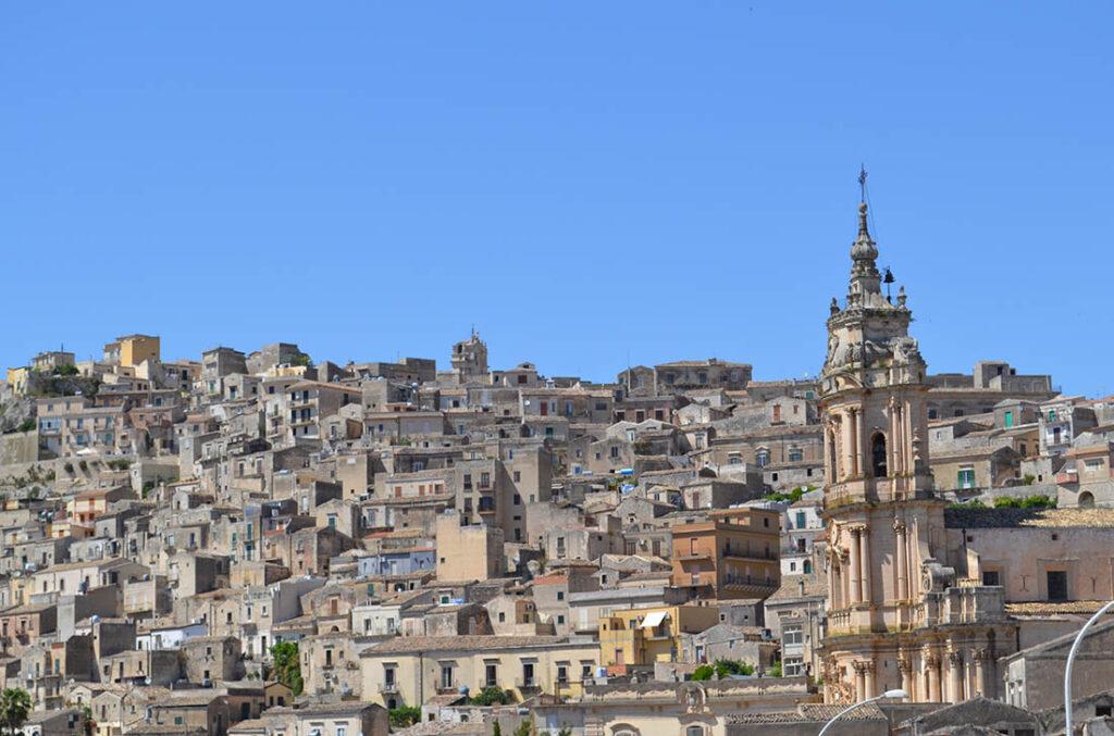 itinerario della Sicilia sud orientale modica