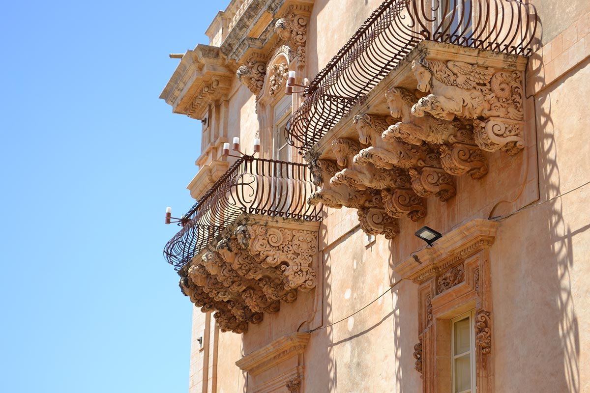 Barocco siciliano a noto