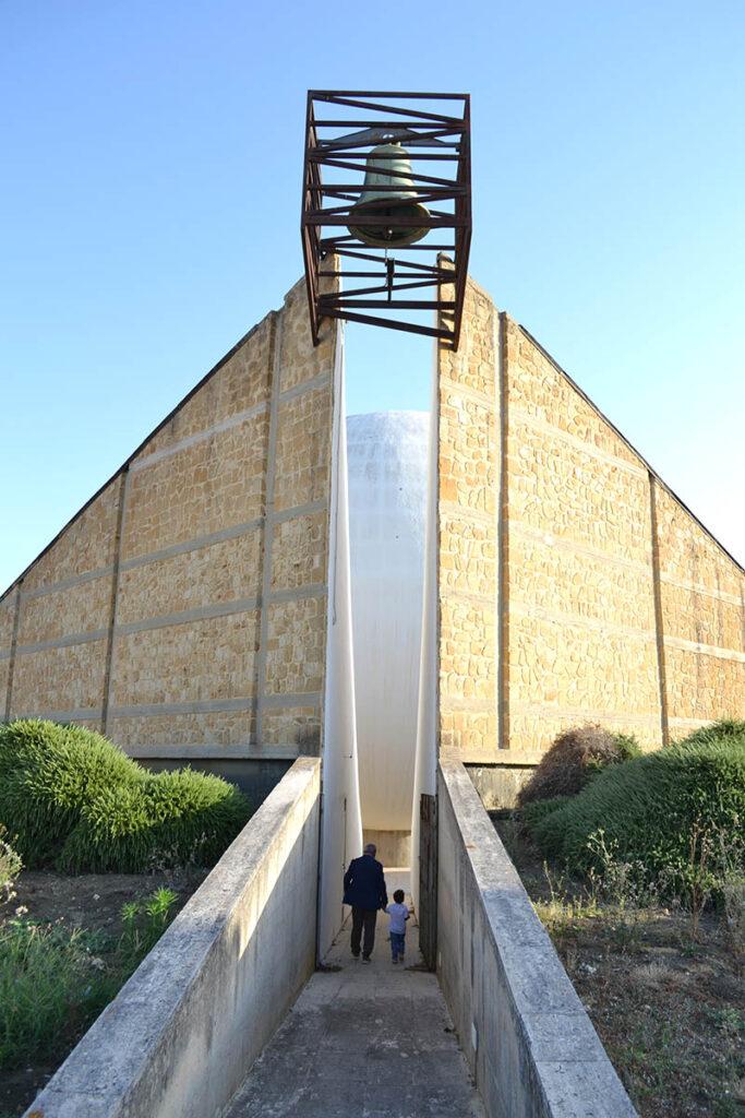 museo a cielo aperto di gibellina