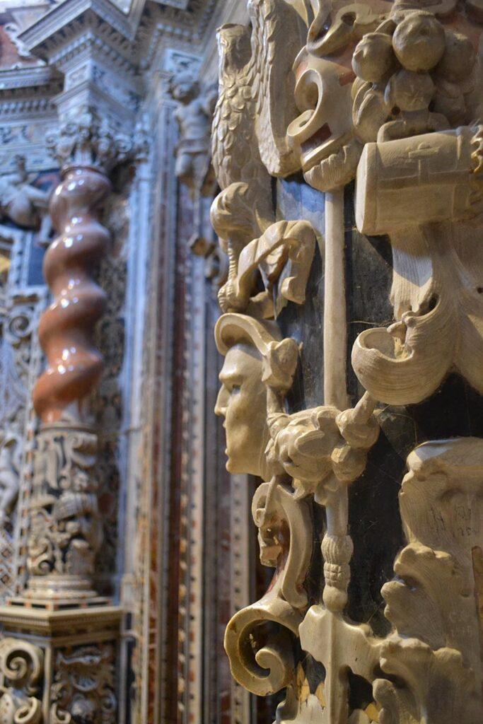 Duomo di Monreale cappella roano
