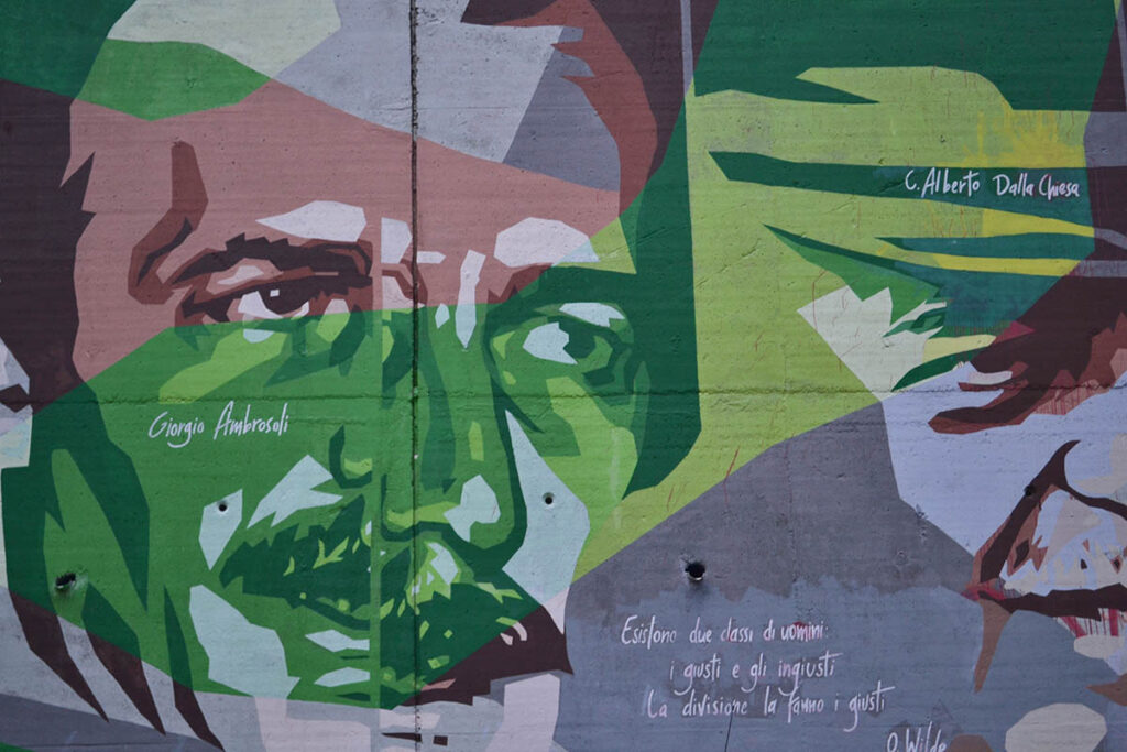quartiere ortica street art