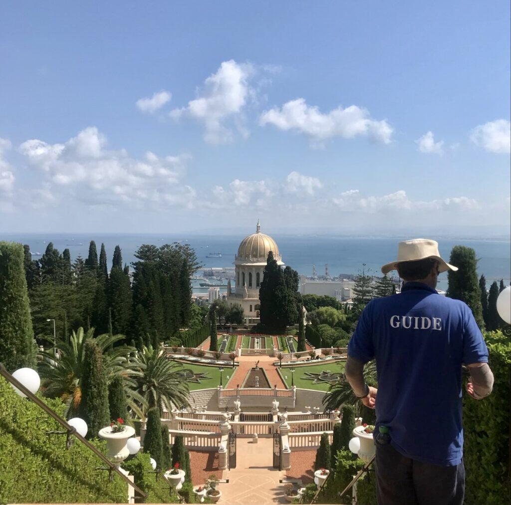 Giardini Bahá'í di Haifa