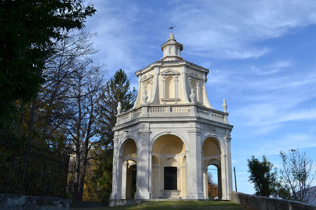 tredicesima cappella sacro monte