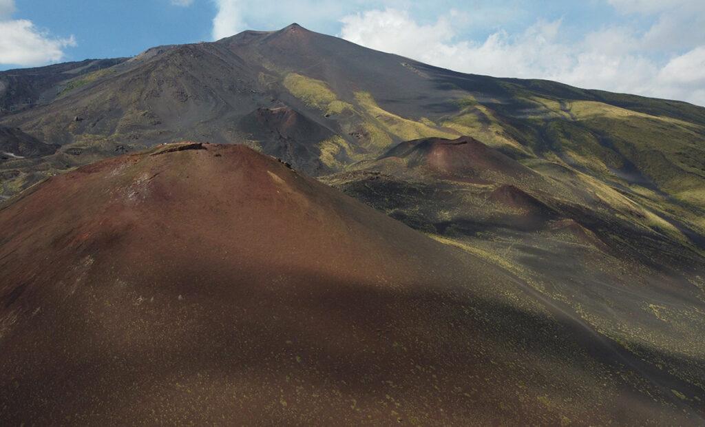Etna e i siti UNESCO in Sicilia