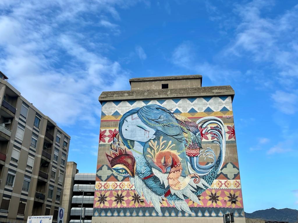 street art a messina