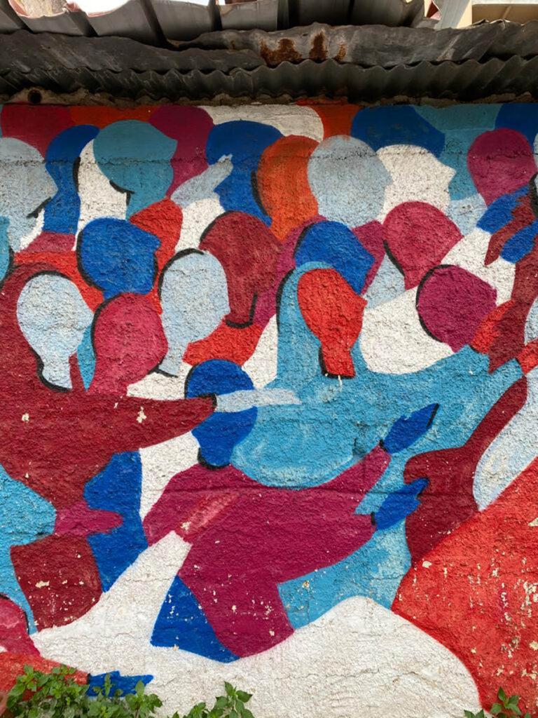 palermo, street art kalsa