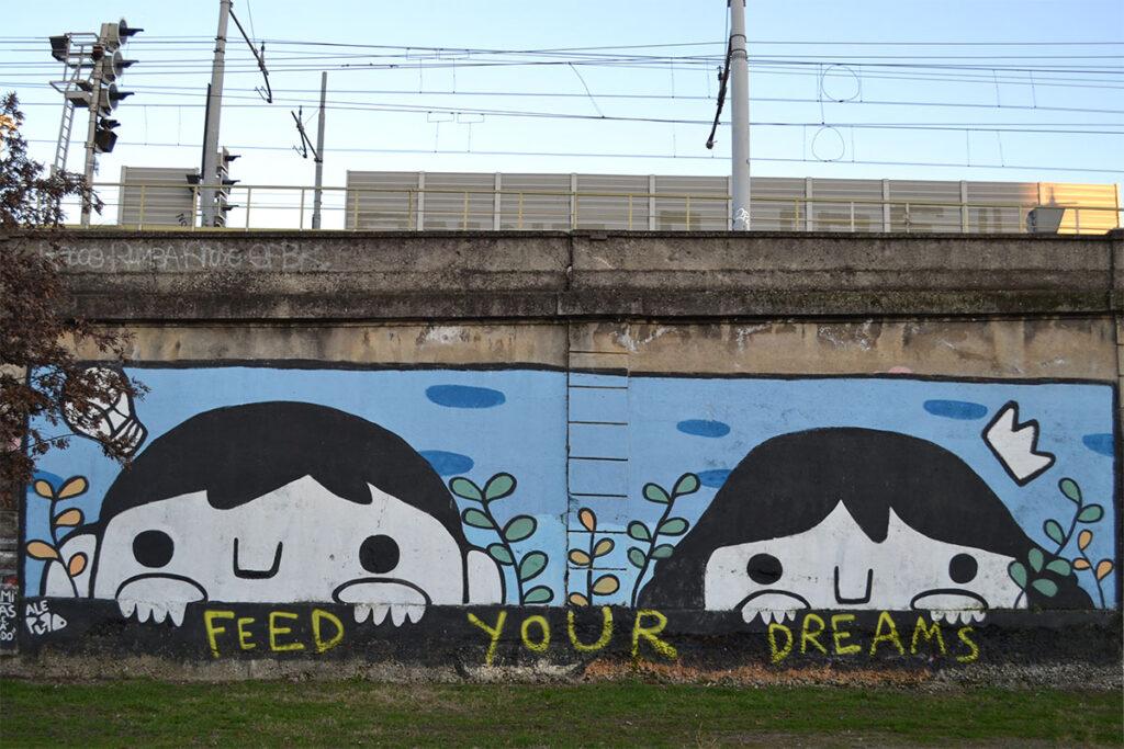 arte urbana milano naviglio martesana