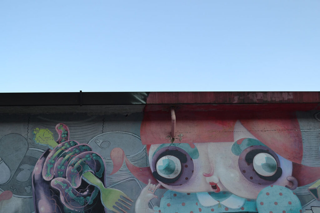 leoncavallo arte urbana milano