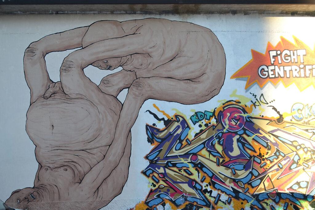 nemo's street art tour milano
