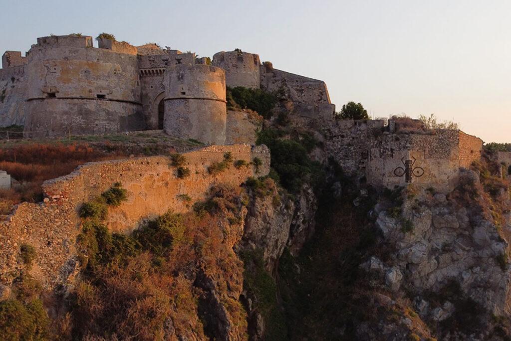 scarabeo del castello di milazzo