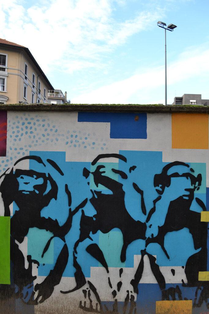 parco trotter street art