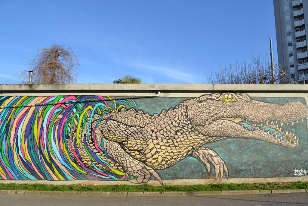 street art tour leoncavallo milano