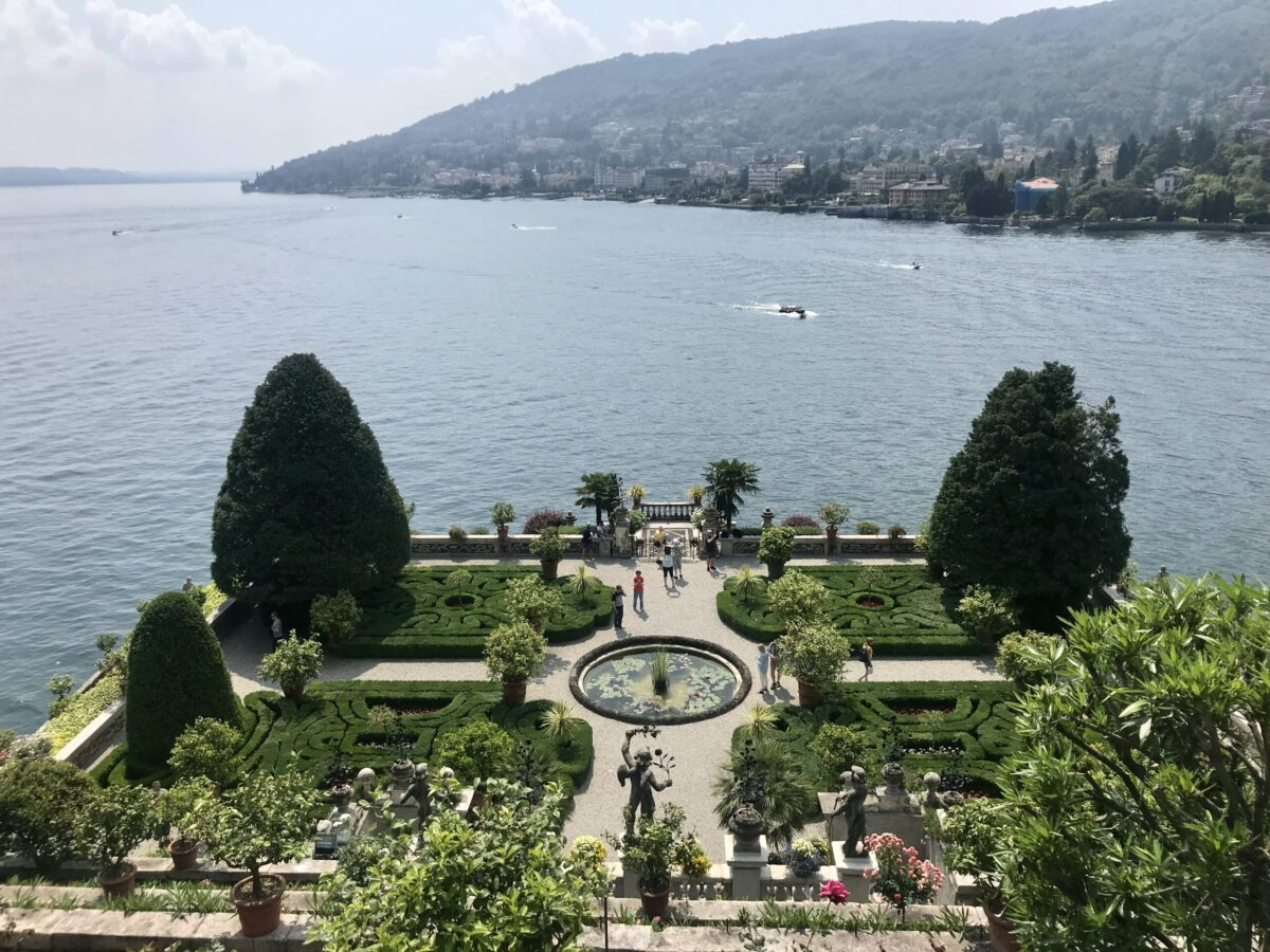 Giardini di Palazzo Borromeo