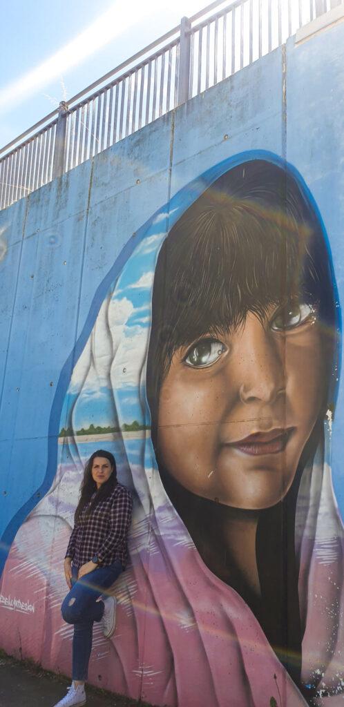 Street Art del Sottopasso di Ponte Europa