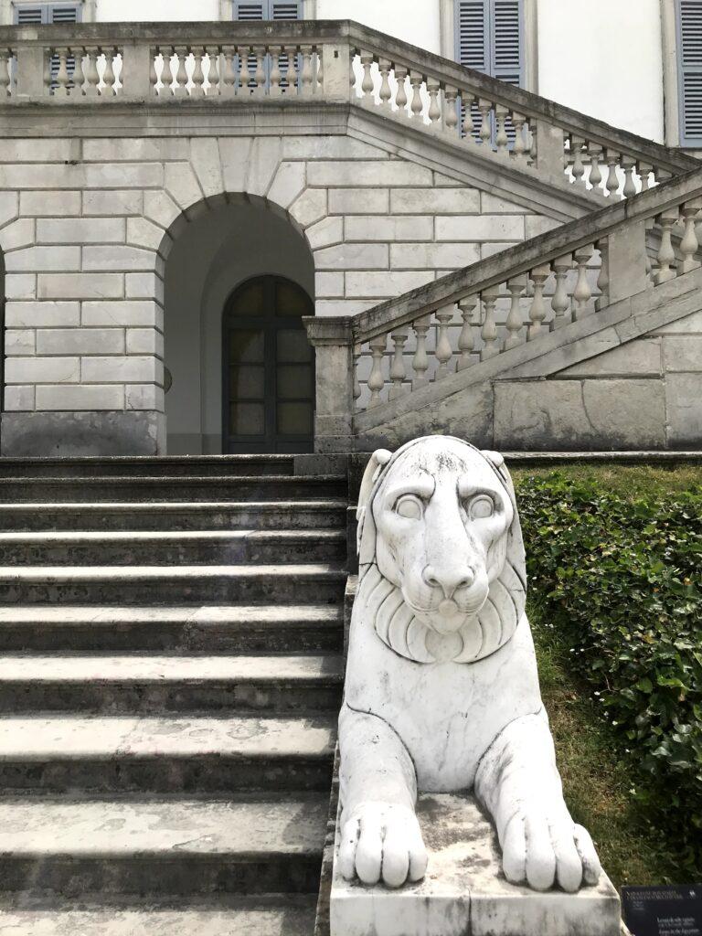 Dettagli di Villa Melzi