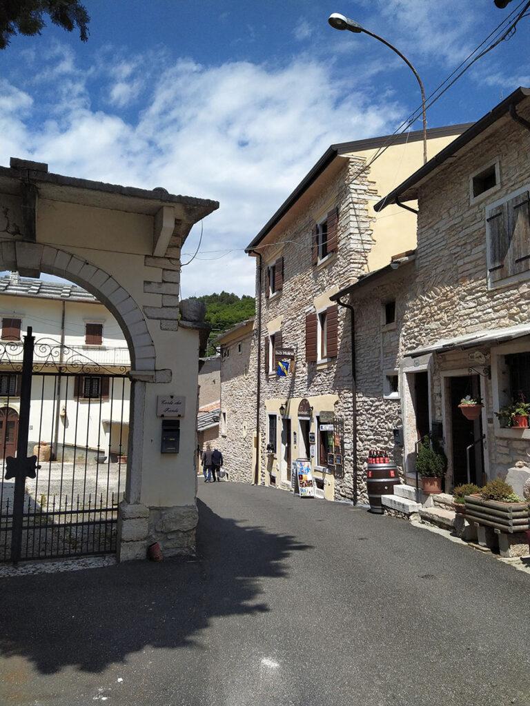 itinerario insolito a Verona
