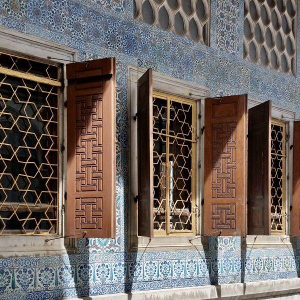 Istanbul e i palazzi del sultano