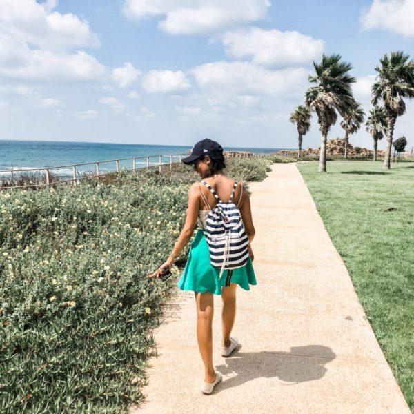 Verso la Spiaggia dell'Acquedotto